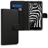 Wallet Case Nokia 3.1 (2018) Schwarz