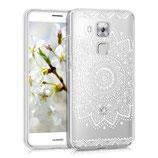 Crystal Hülle Case Huawei Nova Plus Blume