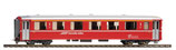 Bemo 3268 154 RhB A 1254 Einheitswagen I Glacier-Express
