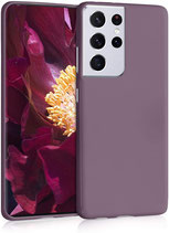 TPU Case Samsung Galaxy S21 Ultra Grape