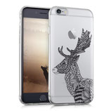 Crystal Case Apple iPhone 6 / 6S Hirsch