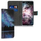 Wallet Case Hülle Huawei Nova 5T Galaxie 2