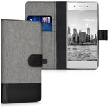 Wallet Case Hülle Sony Xperia XA1 Canvas