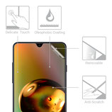 3x Displayschutzfolie Samsung Galaxy A41