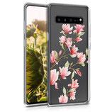 TPU Case Samsung Galaxy S10 5G Magnolien