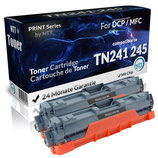 2x Toner Brother TN-241/245 Schwarz