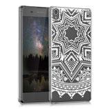 Crystal Case Sony Xperia XA Sonne Aztec
