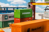 Faller 180821 20 Zoll Container EVERGREEN