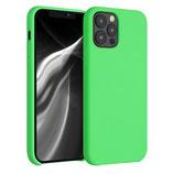 Case Hülle Apple iPhone 12 Pro Limettengrün