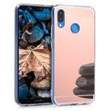 Spiegel Case Hülle Huawei P20 Lite Rose