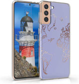 TPU Case Samsung Galaxy S21 Plus Travel