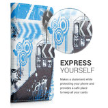 Wallet Case Samsung Galaxy A70 Graffiti
