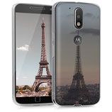 TPU Case Motorola Moto G4 G4 Plus Paris