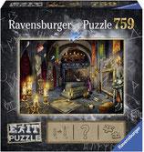 Ravensburger 19955 Exit Puzzle Schloss