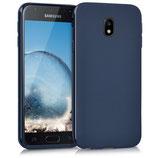 TPU Case Samsung Galaxy J3 2017 Blau