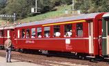 Bemo 3251 127 RhB AB 1527 Einheitswagen I