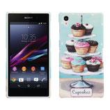 Hard Case Sony Xperia Z1 Cupcake Muffin