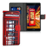 Wallet Case Huawei P9 Plus Telefon London
