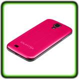 BACK COVER AKKU DECKEL F SAMSUNG GALAXY S4 i9500 i9505 PINK