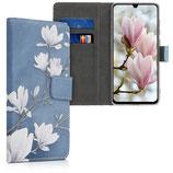 Wallet Case Samsung Galaxy A70 Magnolien