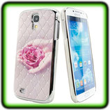 HARD CASE COVER STRASS F. SAMSUNG GALAXY S4 I9500 ROSA