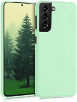 TPU Case Samsung Galaxy S21 Mintgrün