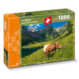 CARTA.MEDIA 7267 Puzzle Seealpsee