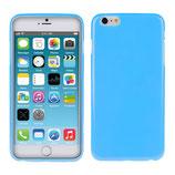 Tpu Schutz Hülle Apple Iphone 6 Plus Blau