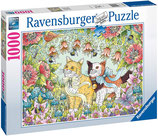 Ravensburger 16731 Kätzchenfreundschaft