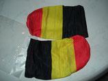 Aussenspiegelflagge Belgien EM 2016
