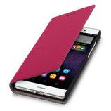 Flip Cover Huawei P8 Lite Pink