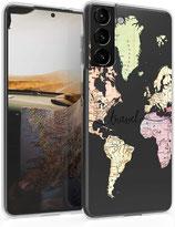 TPU Case Samsung Galaxy S21 Travel