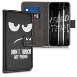 Wallet Case Samsung Galaxy A40 Dont Touch