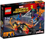 Lego 76058 Marvel Spider Man Ghost Riders Verbündete