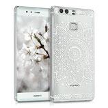 Case Hülle Huawei P9 Blume Design