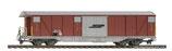 Bemo 2278 172 RhB Gak-v 5402 Schiebewandwagen