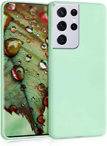 TPU Case Samsung Galaxy S21 Ultra Mint