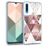 TPU Case Samsung Galaxy A50 Dreieck