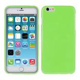 Tpu Schutz Hülle Apple Iphone 6 Plus Grün