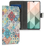 Wallet Case Samsung Galaxy A41 Fliesen