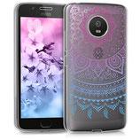 TPU Case Hülle Motorola Moto G5 Sonne