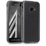 TPU Case Samsung Galaxy Xcover 4 Schwarz