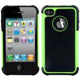 Hybrid Outdoor Hülle Apple iPhone 4 4S