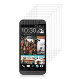 6x Displayschutzfolie HTC One M9 klar