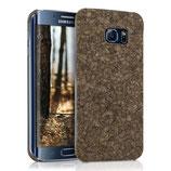 Kork Hülle Natur Samsung Galaxy S7 Edge