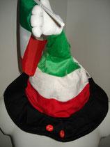 Italien-Hut mit Sound beweglich EM 2016