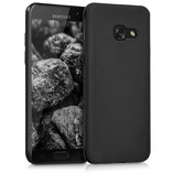 TPU Case Samsung Galaxy A3 (2017) Schwar
