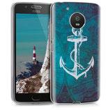 TPU Case Hülle Motorola Moto G5 Anker
