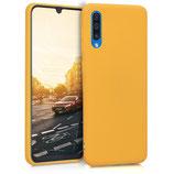 TPU Case Hülle Samsung Galaxy A50 Honiggelb