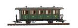 BEMO 3234 102 L.D. C.32. Nostalgie-Zweiachsiger Personenwagen